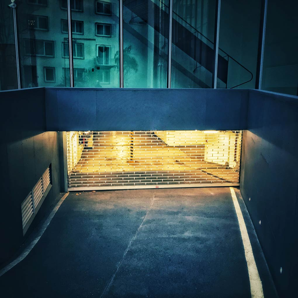 Zugangsraum