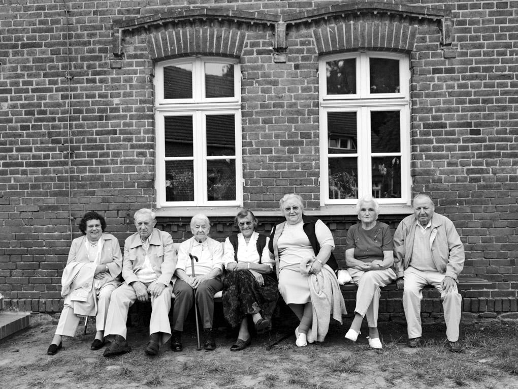 Fotoprojekt - Ein Dorf in unserer Zeit - Fotograf Uwe Nölke Schwerin