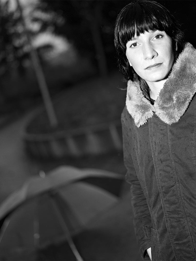 Im Park - Portraitfoto Constanze 6