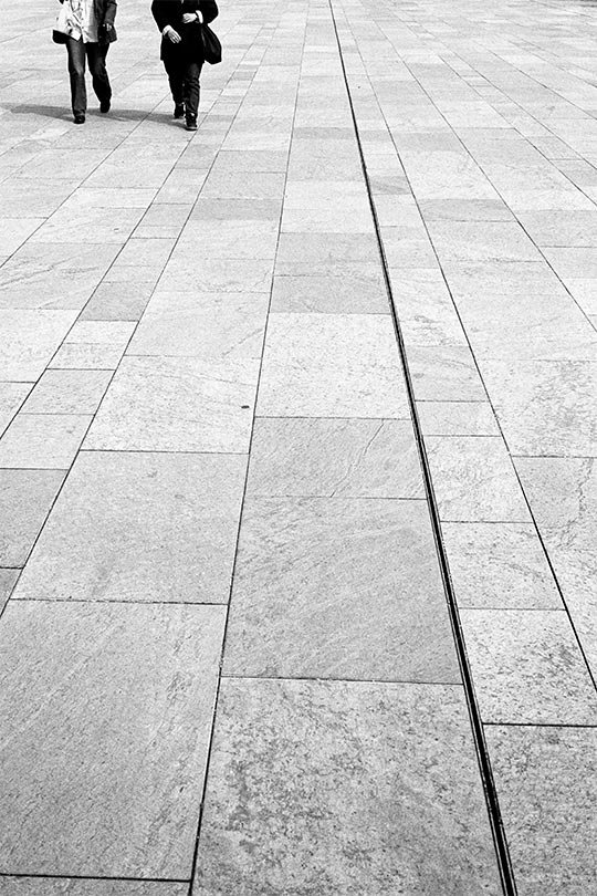Paar - Street Photography Fotograf Uwe Nölke
