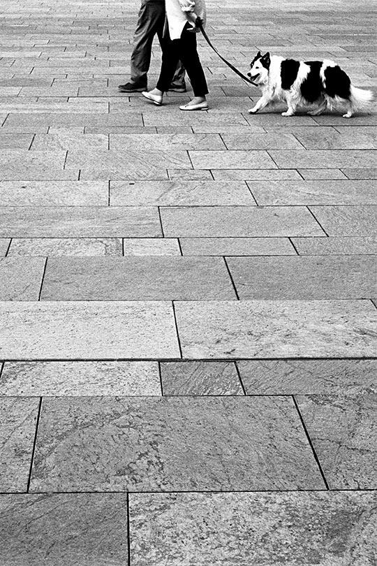 Familie - Street Photography Fotograf Uwe Nölke