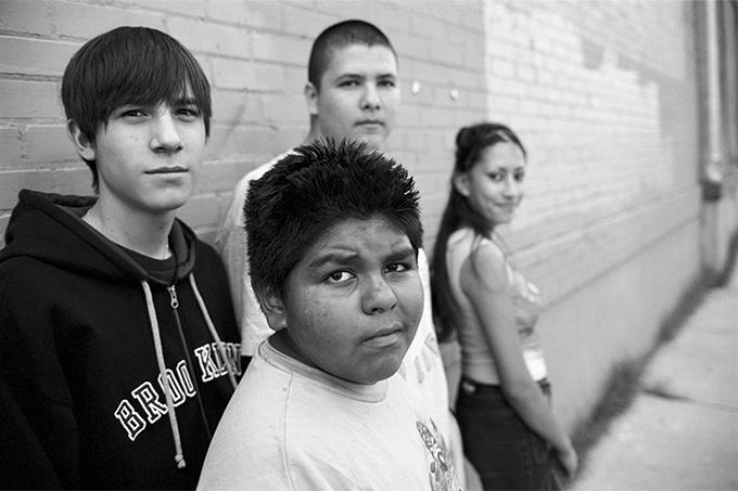 Kinder - Street Photography Fotograf Uwe Nölke