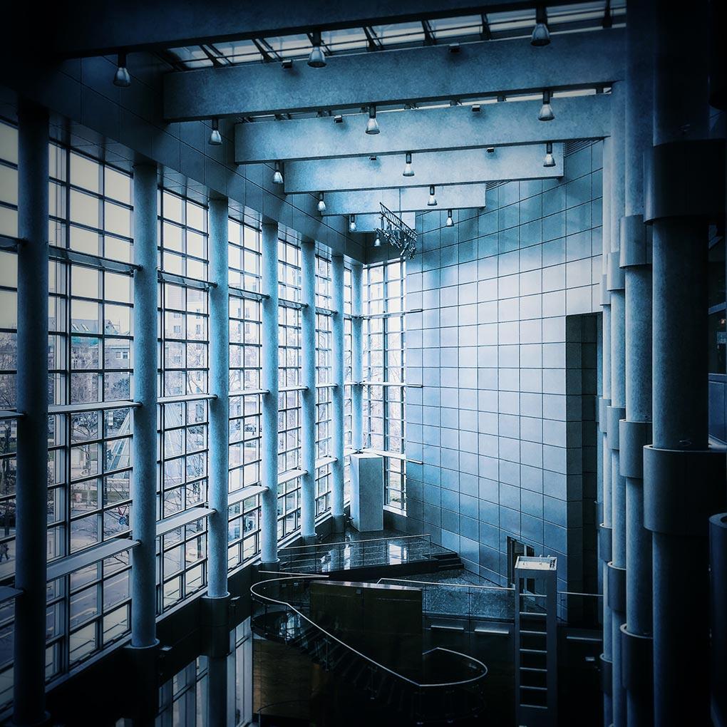 Fotoprojekt Räume - Hohlraum (c) Fotograf Uwe Nölke