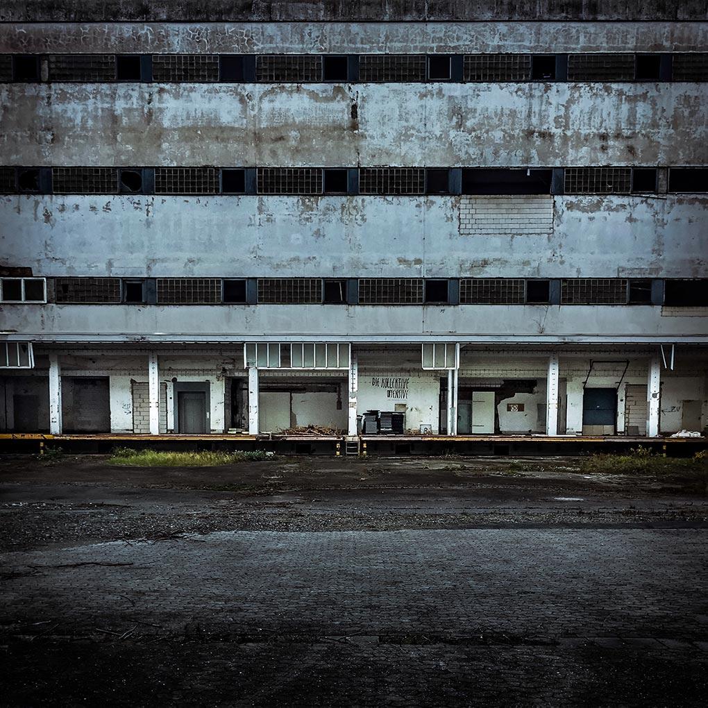 Fotoprojekt Räume - Leerraum (c) Fotograf Uwe Nölke