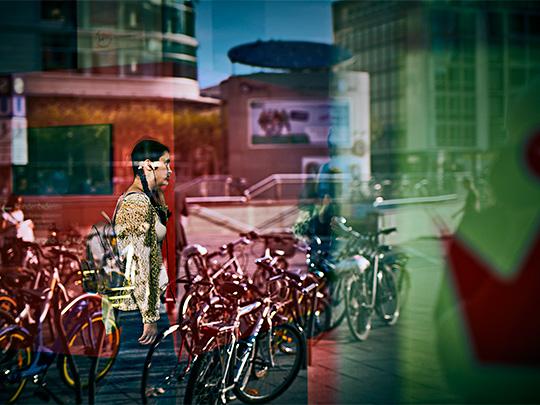 Fotograf in Schwerin - Fotoprojekt OUTSIDE IN